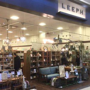 LEEPH イオンモールむさし村山店1